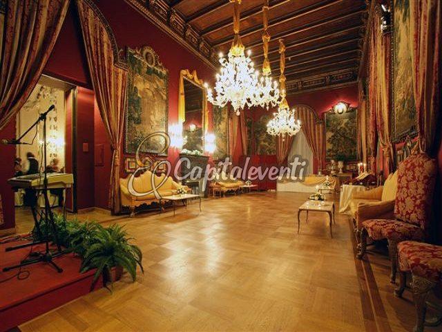 Palazzo Brancaccio Roma 8