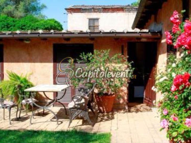 Villa Geta Roma Appia 1