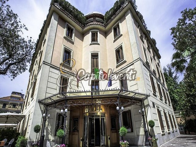 Grand Hotel Gianicolo Roma 1