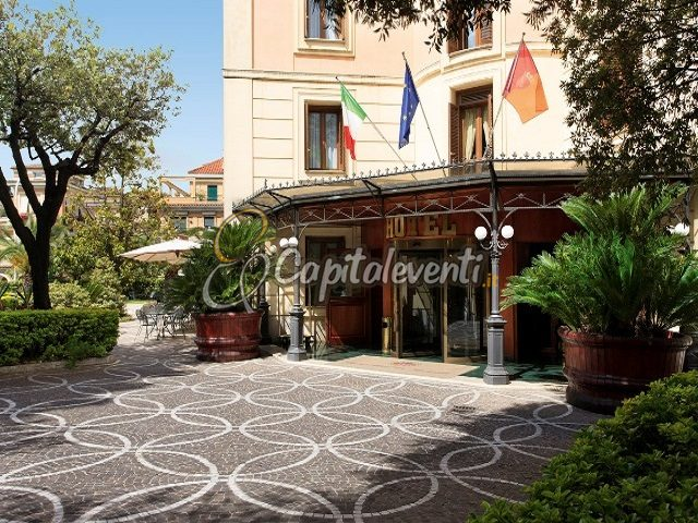 Grand Hotel Gianicolo Roma 4