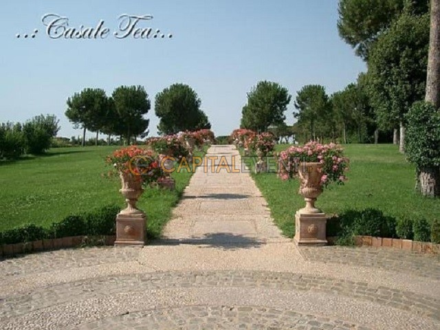 Casale Tea Roma 9