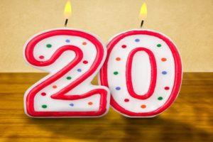 Festa 20 anni Roma