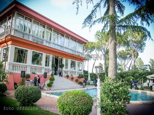 Villa Majestic Roma 7