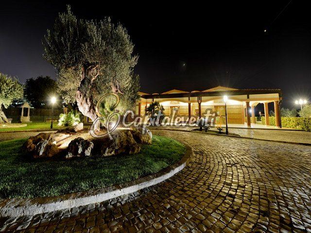 Borgo Colle Mentuccia Roma 1