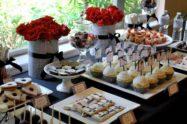 Buffet di compleanno: alcune semplici idee