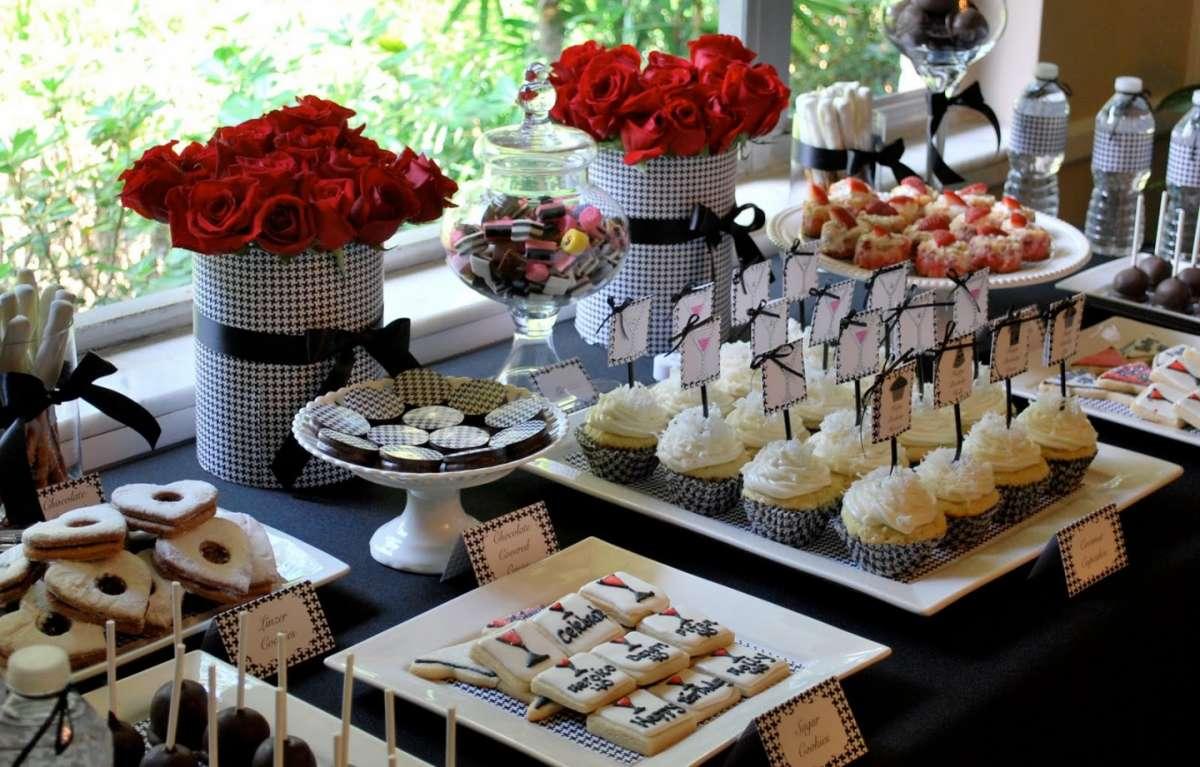 Buffet di compleanno come organizzarlo alcune semplici idee