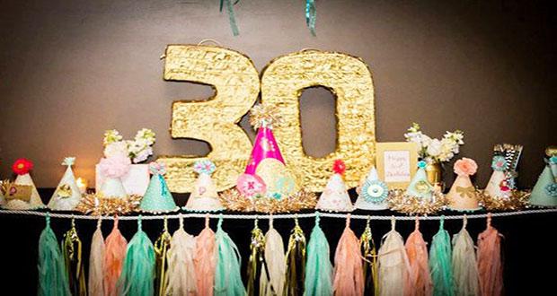 Frasi auguri 30 anni