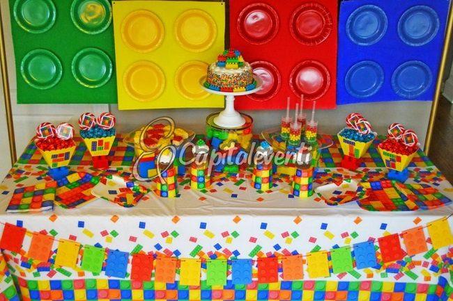 Festa Di Compleanno A Tema Per Bambini