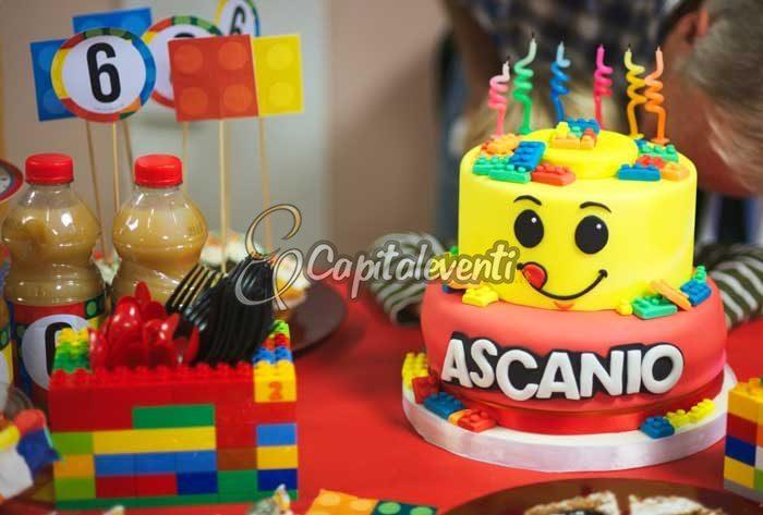 Festa di Compleanno A Tema Per Bambini Tra i 3 e i 6 Anni