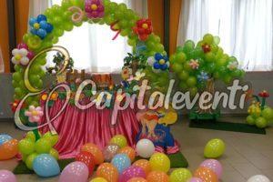 Addobbi e Animazione per Festa di Compleanno