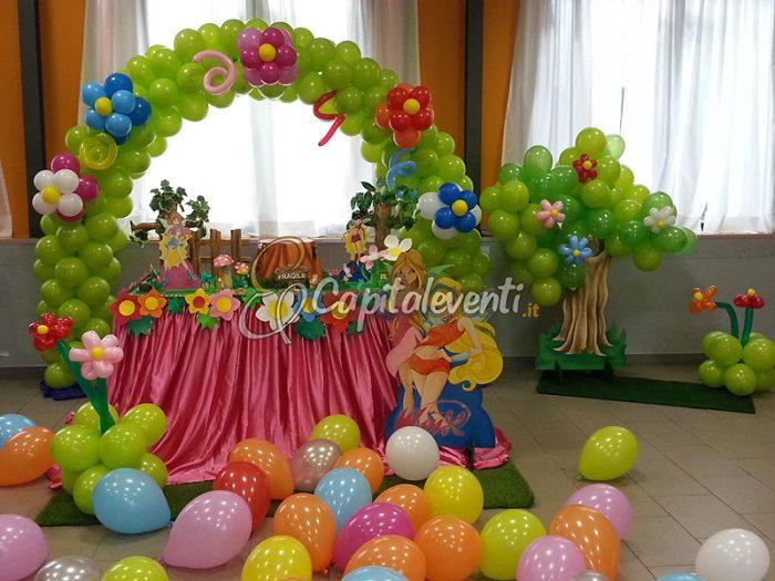 Decorazioni Per Feste Di Compleanno Roma : Addobbi e animazione per festa di compleanno: alcune idee