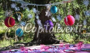 Party Di Compleanno All'Aperto Per Bambini