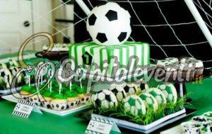 Compleanno A Tema Calcio