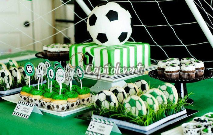 Compleanno A Tema Calcio Per Un Bambino Di 10 Anni Feste