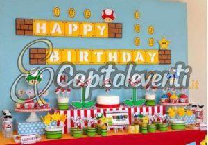 Party a Tema Super Mario