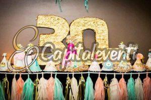 Torta di compleanno 30 anni: idee creative e originali