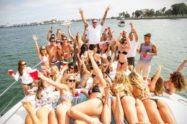 Festa di compleanno in yacht: cosa noleggiare, costi e servizi inclusi