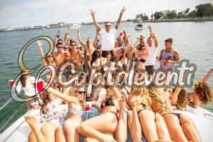 Festa di Compleanno in yacht
