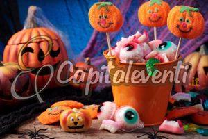 Festa di compleanno a tema Halloween