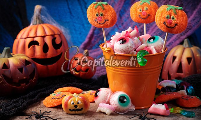 Festa Di Halloween A Roma.Festa Di Compleanno A Tema Halloween Come Organizzarla Feste Di