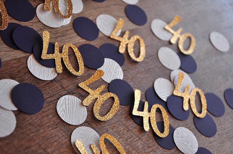Addobbi Fai Da Te Per Festa Di Compleanno 40 Anni Feste Di