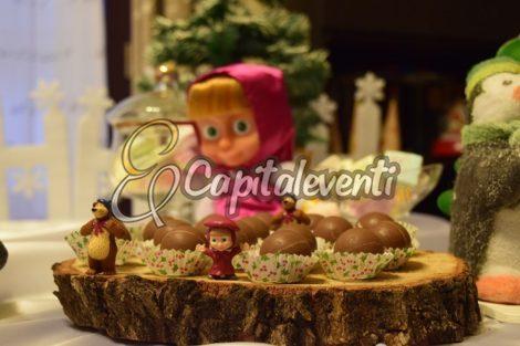 Festa 1° compleanno a tema Masha e Orso