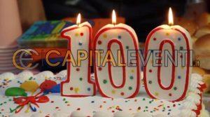 Super party per festa di compleanno 100 anni