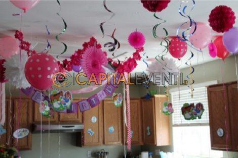 Festa di compleanno gli addobbi perfetti