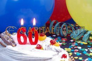 Festeggiare 60 anni in modo indimenticabile