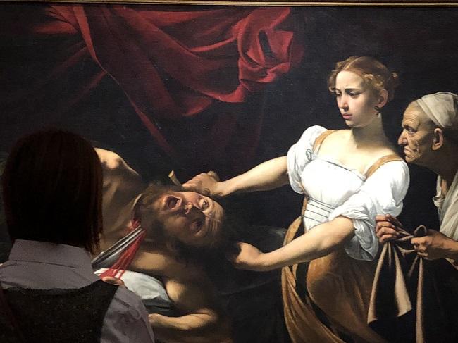 Caravaggio a Roma