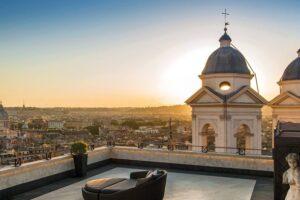 Hotel 5 stelle a Roma in cui recarsi