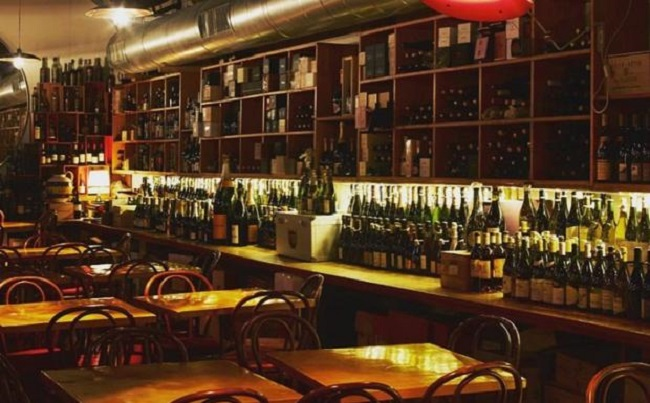 Enoteca a Roma e wine bar