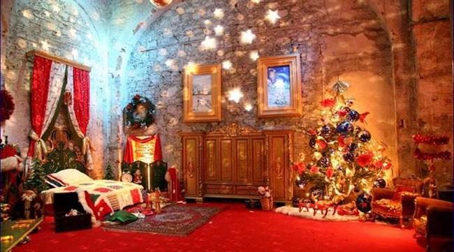Villaggio di Babbo Natale a Roma e dintorni