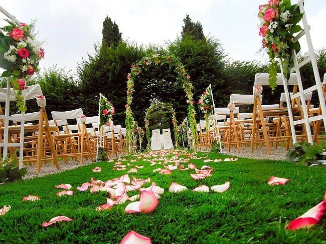 Ville per matrimoni a Roma