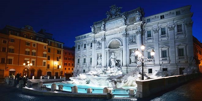 Foto a Roma