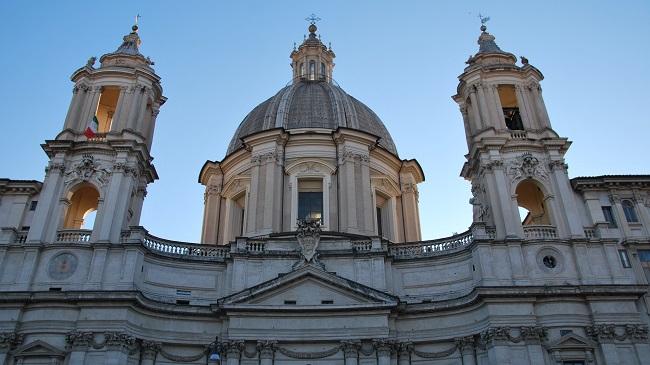 Chiese di Roma Centro