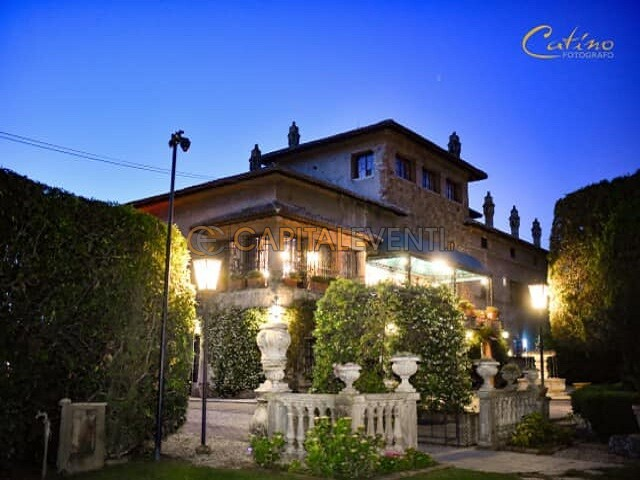 Villa Giovanelli Fogaccia Roma 2