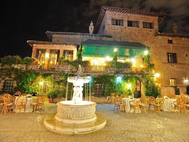 Villa Giovanelli Fogaccia Roma 4