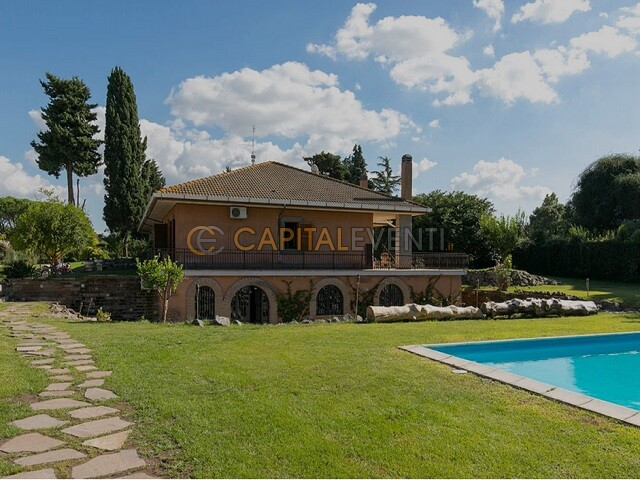 Villa Elena Roma 1